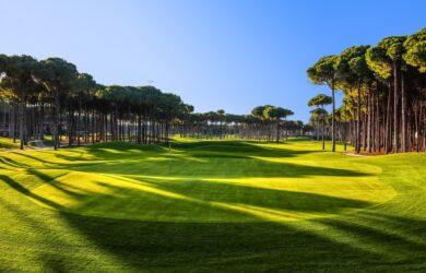 Carya Golf Course