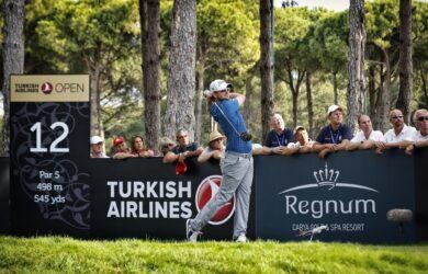 Carya Golf Course tournament