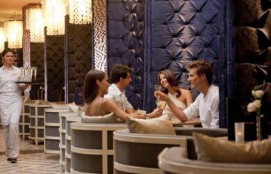 Kaya Palazzo Golf Resort - Cigar Bar Lounge