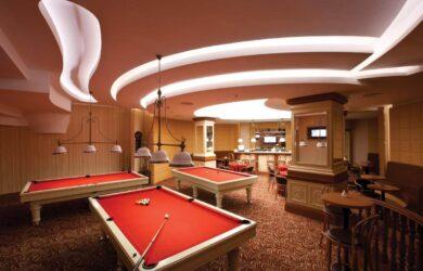 Cornelia Deluxe Resort Billard