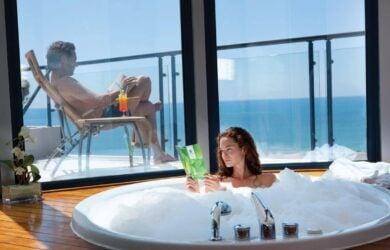 Cornelia Deluxe Resort Grand Deluxe Suite Terrace