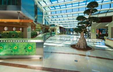 Cornelia Deluxe Resort Lobby