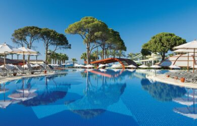 Cornelia Deluxe Resort Pool