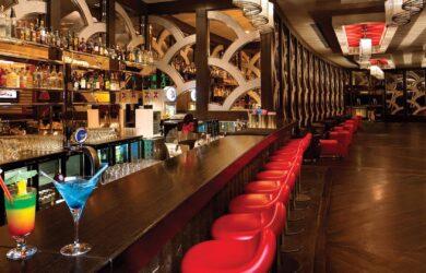 Cornelia Diamond Moulen Rose Bar