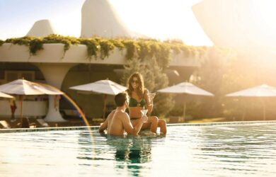 Cornelia Diamond Resort Pools