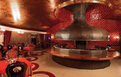 Cornelia Diamond - Sumack Restaurant