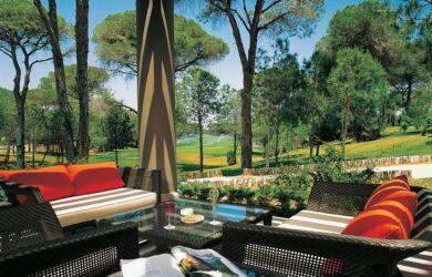 Cornelia Faldo Golf Course Terrace