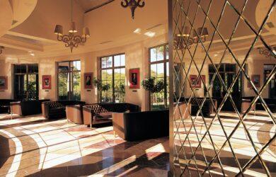 Cornelia Faldo Golf Course Lobby