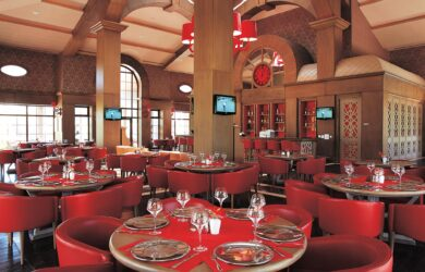 Cornelia Faldo Golf Course Restaurant