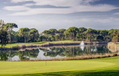 Cornelia Faldo golfbana