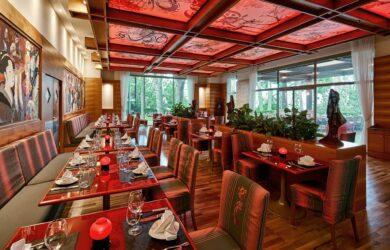 Garuda A'La Carte Restaurant