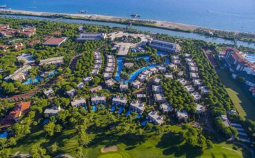 Gloria Serenity Resort - Aerial View