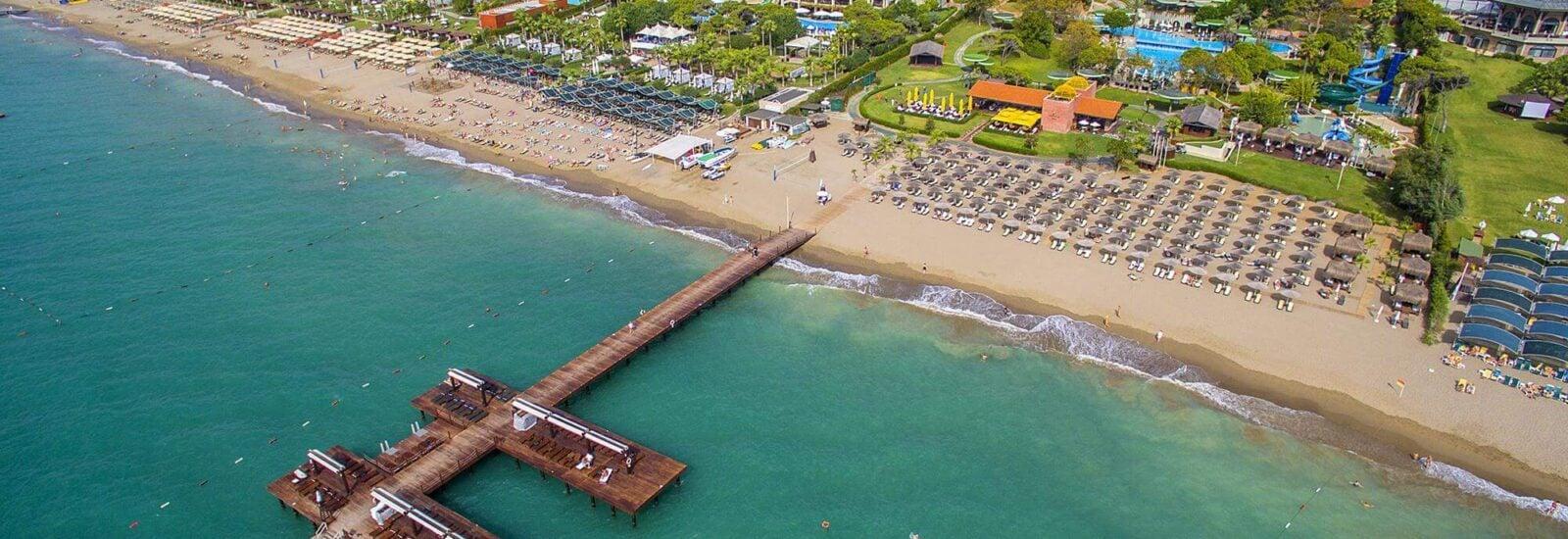 Gloria Verde Aerial View