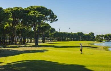 Gloria New Golf Course - Golfpaket i Turkiet