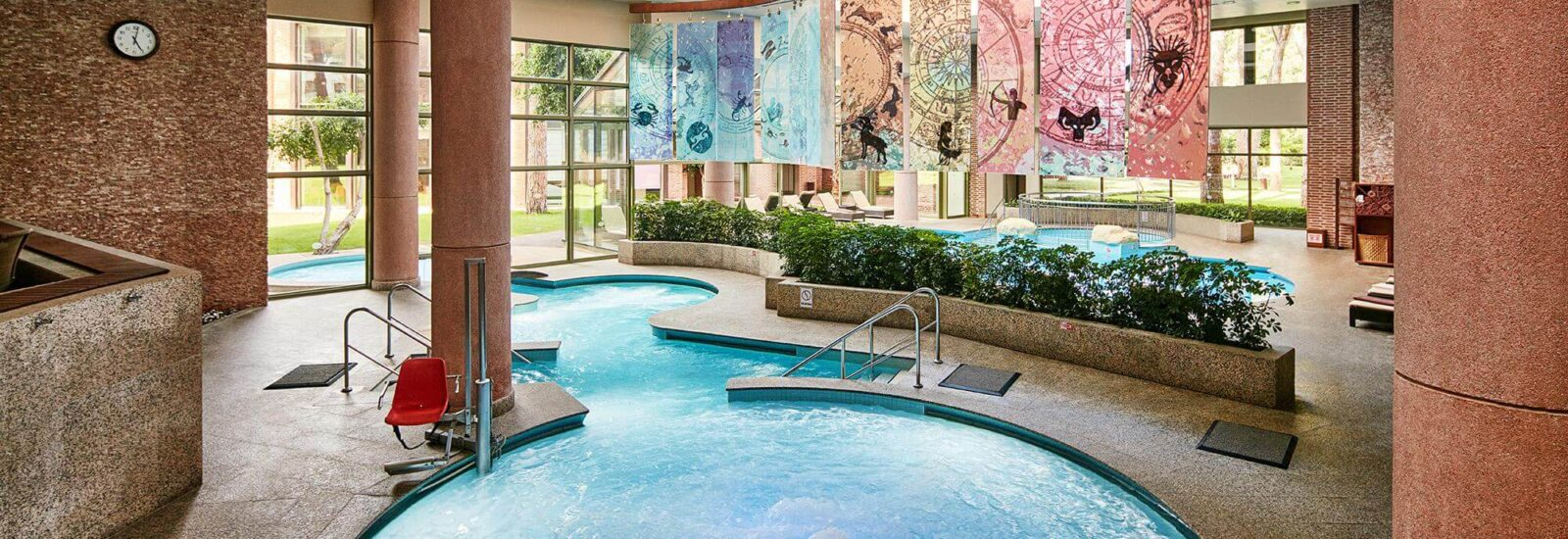 Gloria Verde Resort Indoor Pool