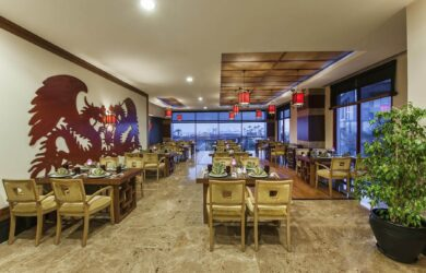 Kaya Belek Asian Restaurant