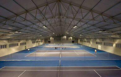 Kaya Belek Closed Tennis Courts