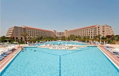 Kaya Belek Outdoor Pool