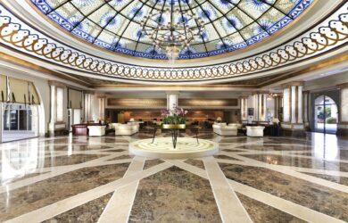Kempinski The Dome Lobby