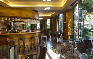 Gloria Verde Resort Lobby Lounge