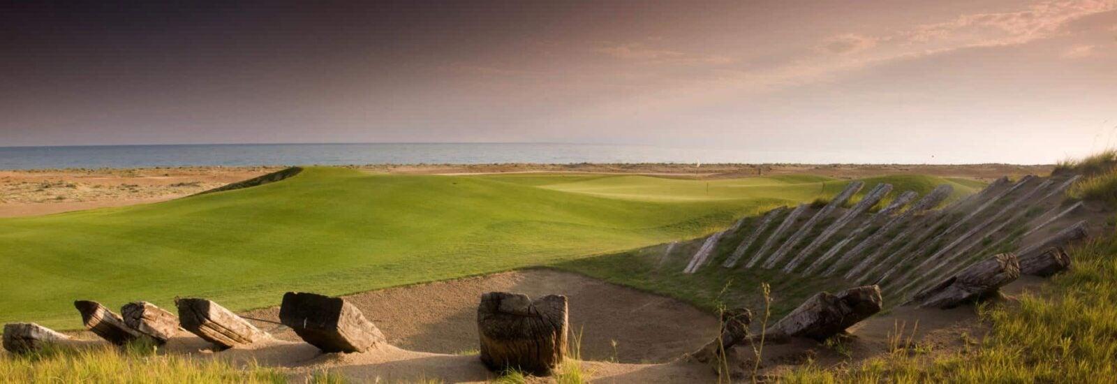 Lykia Links Golfplatz