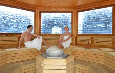 Lykia World Links Resort Sauna