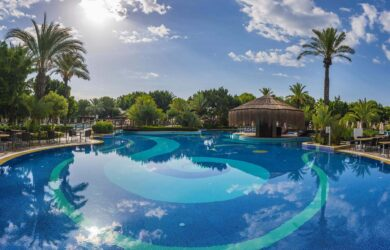 Gloria Golf Resort Main Pool