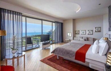 Maxx Royal Golf Resort Belek Suite Sea View