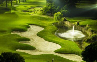 Montgomerie Golf Course nattgolf