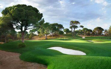 Montgomerie golfbana