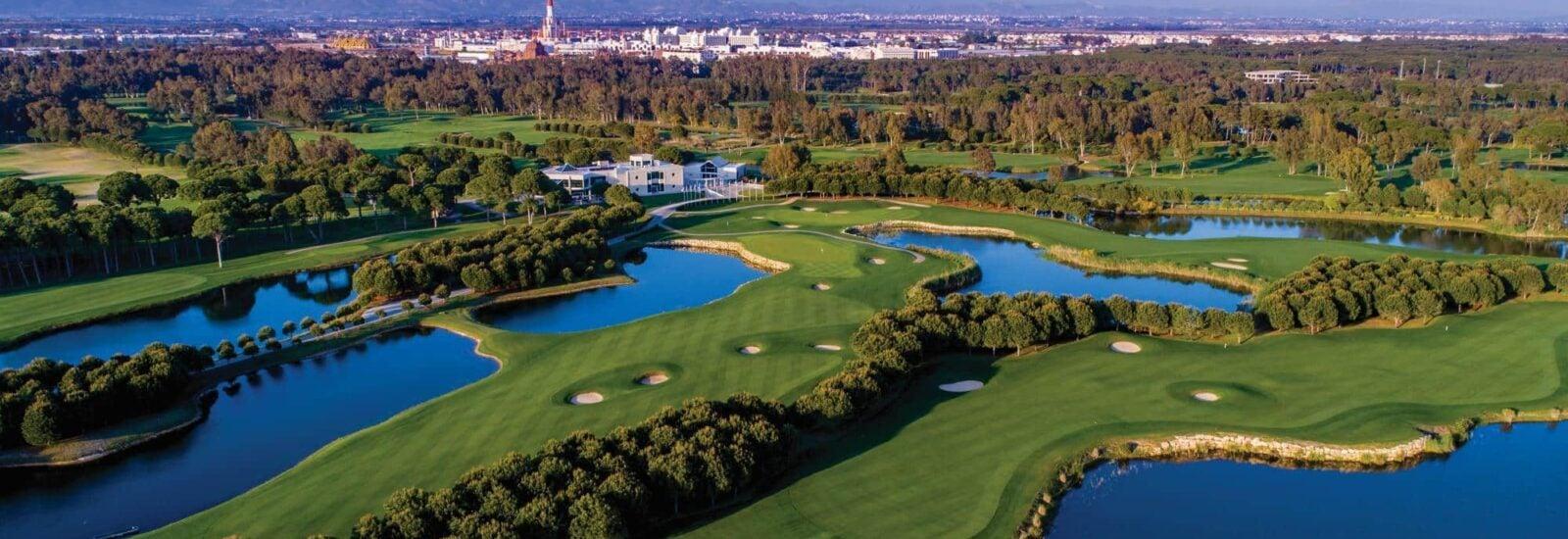 Pga Sultan Golfplatz
