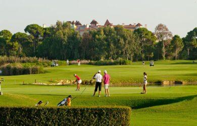 Antalya Golf Club Sultan Golf Course