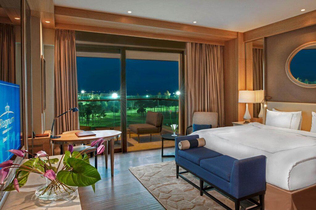 Regnum Carya Luxury Room Golf View