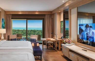 Regnum Carya Luxury Room Sea View