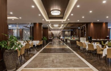 Regnum Carya Main Restaurant