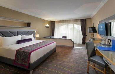 Sirene Belek Hotel Standard Junior Suite