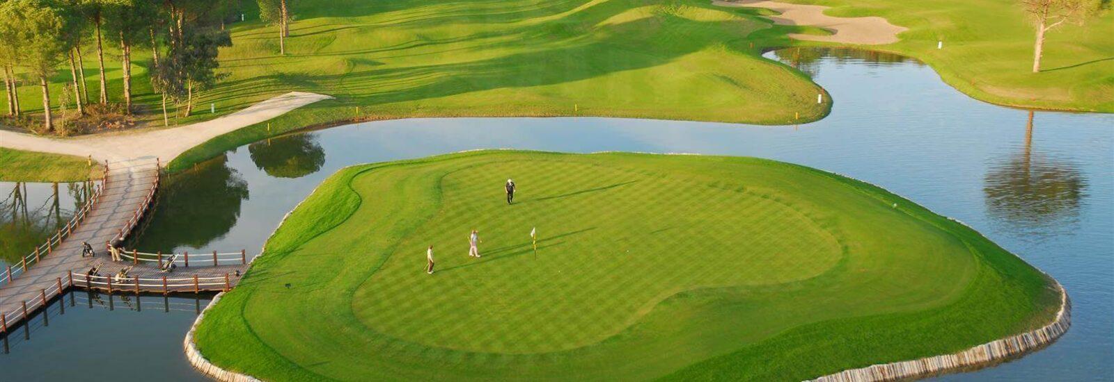 Sueno Dunes Golf Course