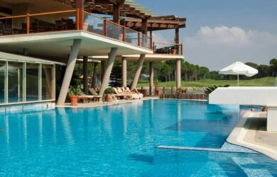 Sueno Golf Belek Pool