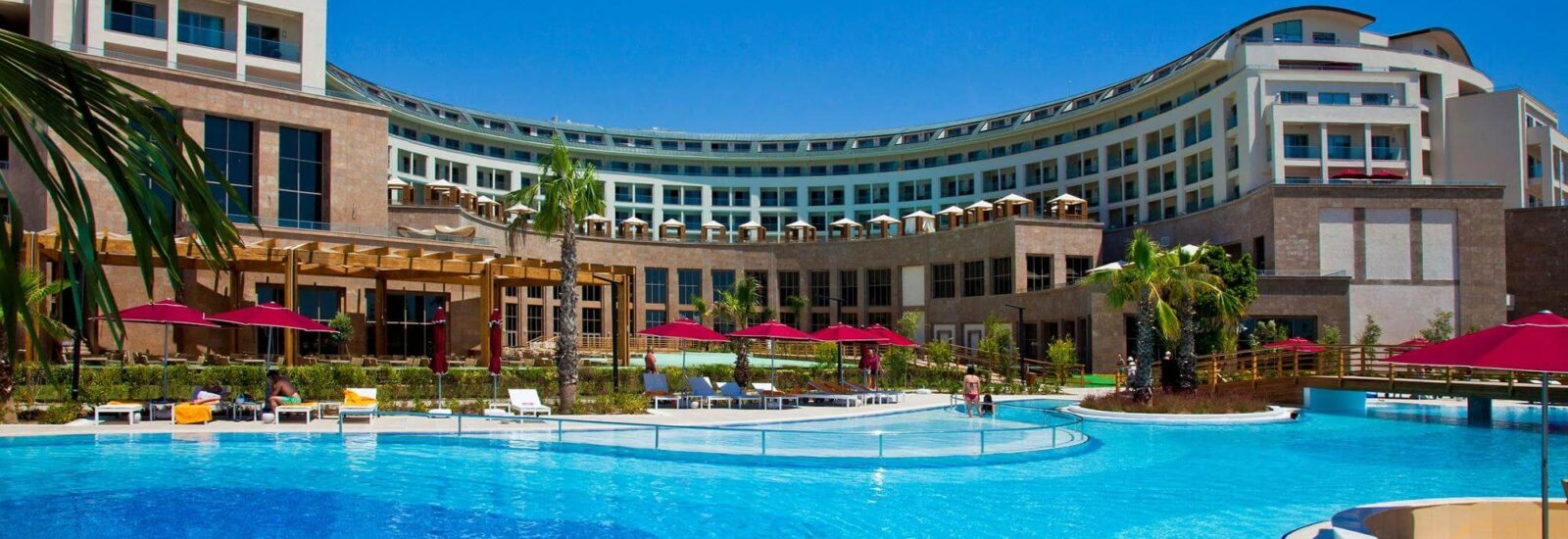Kaya Palazzo Main Pool
