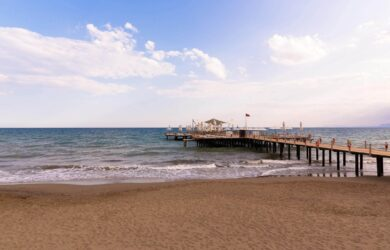 Zeynep Golf Hotel Beach