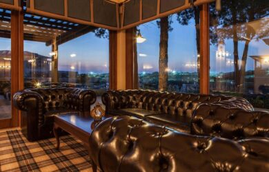 Zeynep Golf Hotel Golfers Lounge