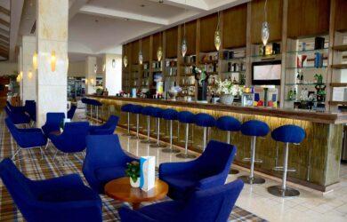 Zeynep Golf Hotel Lobby Bar