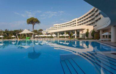 Zeynep Golf Hotel Main Pool