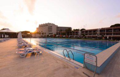 Zeynep Golf Hotel Olympic Pool