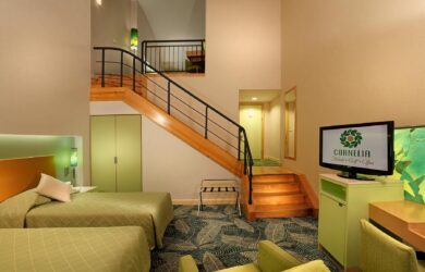 Cornelia Deluxe Resort - Family Room