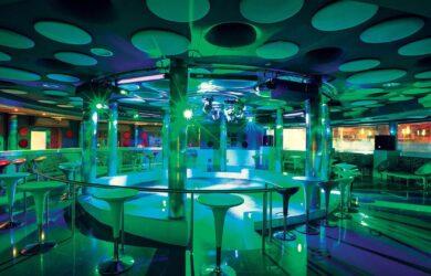 Salmakis Bar and Disco - Cornelia Deluxe Resort