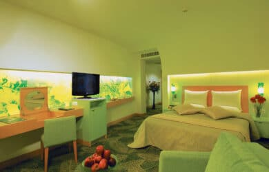 Cornelia Deluxe Standard Room