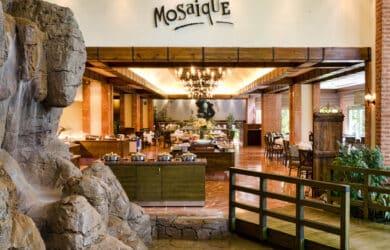 Mosaique Main Restaurant